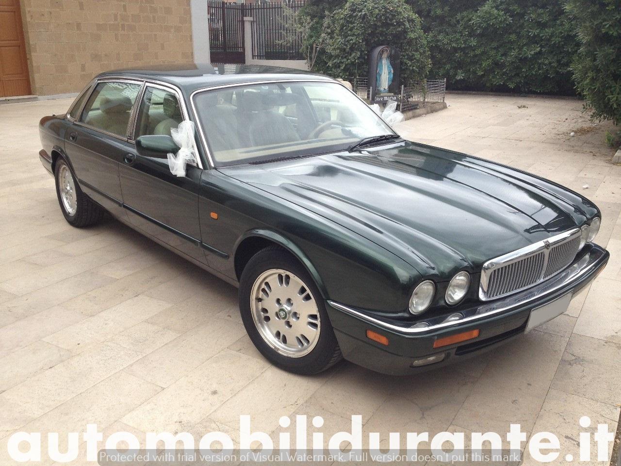 Jaguar Xj Anni 90 Automobili Durante