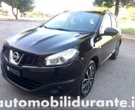 (VENDUTA) Nissan Qashqai 1.5dci 360 navi+tetto