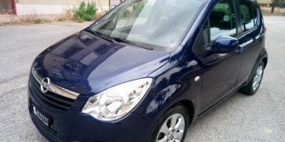 Opel Agila 1.2 GPL-TECH
