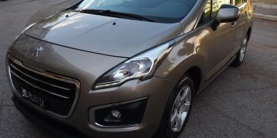 Peugeot  3008 1.6 diesel NAVIGATORE perfetta