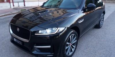 (VENDUTA) Jaguar F-Pace 2.0d R-Sport unipro