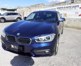 €. 14.000 - BMW 116D UNICO PROPRIETARIO PACCHETTO LED  - TEL 349.2876359