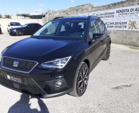 €. 18.000 - SEAT ARONA 1.0 METANO TGI 02.2020 BLACK EDITION - TEL. 349.2876359