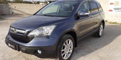 €. 6.500 - HONDA CR-V 2.2D 140CV TETTO-NAVI-PELLE 2010 - TEL. 349.2876359