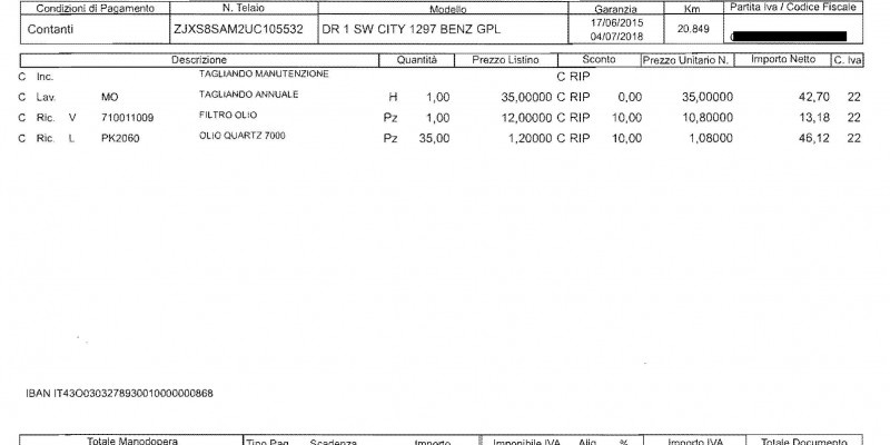 Manutenzione DR CITY CROSS EH404FT_Page_1
