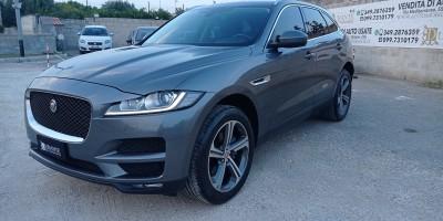 €. 29.800 - JAGUAR F-PACE 2.0D 180CV AWD 2017 Gar. Jaguar - TEL. 349.2876359